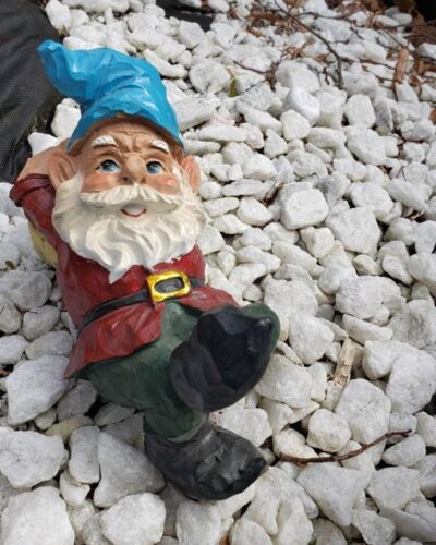 Gnome Relaxing