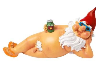Naked Male Gnome