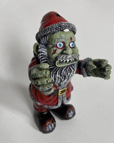 Zombie Gnome with Open Hands